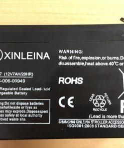 Batterie étanche gel/plomb 12V 7Ah