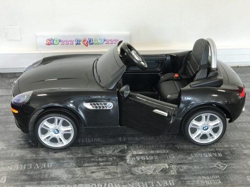 Voiture électrique bébé BMW Z8 - profil