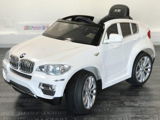 voiture electrique BMW pour enfant